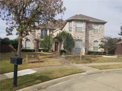 Frisco Single Family Home For Sale: 4233 E Crescent Way
