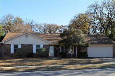 North Richland Hills Single Family Home For Sale: 8208 Starnes Road