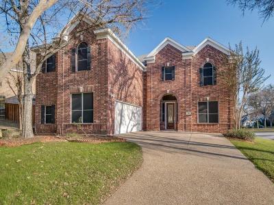 Grand Prairie Single Family Home For Sale: 603 Creekwood Lane