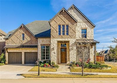 Flower Mound Single Family Home Active Option Contract: 629 Sandy Lane