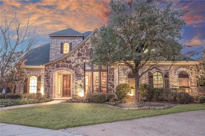 Frisco Single Family Home For Sale: 4880 Heritage Oaks Drive