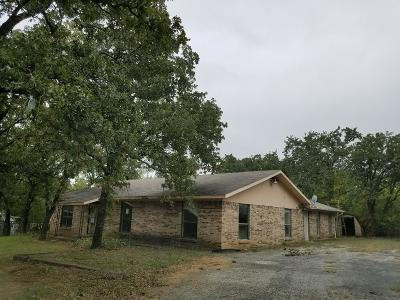 Cleburne Single Family Home For Sale: 2412 Wood Haven Road