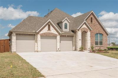 Prosper Single Family Home For Sale: 2830 Clearwater Drive