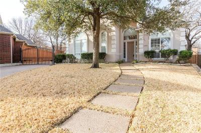 Grapevine Single Family Home For Sale: 1423 Rio Bend Court