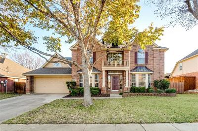 Grapevine Single Family Home Active Contingent: 2670 Pinehurst Drive