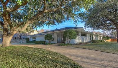 Fort Worth Single Family Home For Sale: 6375 Lansdale Road