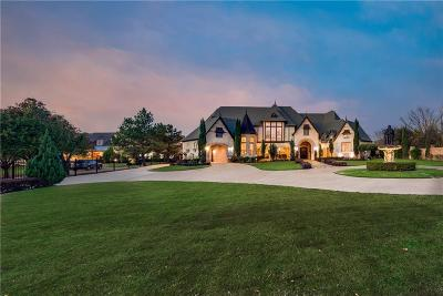 Colleyville Single Family Home For Sale: 312 Black Drive