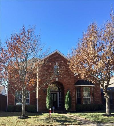 Dallas Single Family Home For Sale: 17915 Mary Margaret Street