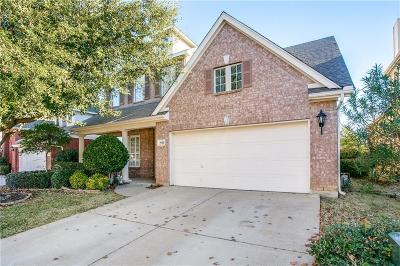 Bedford Single Family Home For Sale: 3920 Silverwood Lane