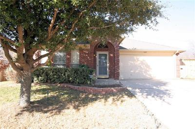Arlington Single Family Home For Sale: 1107 Brook Forest Drive