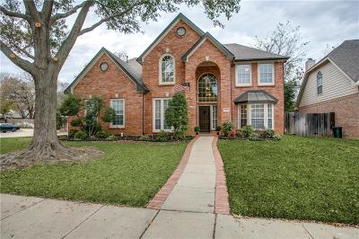 Grapevine Single Family Home For Sale: 4132 Williams Court