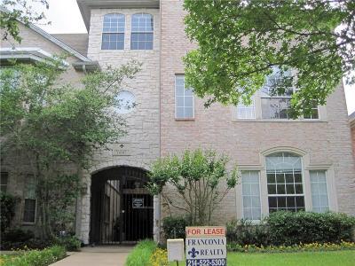 Dallas, Plano, Frisco, Denton, Allen, Mckinney, Fort Worth, Prosper, Garnland, Cedar Hill Residential Lease For Lease