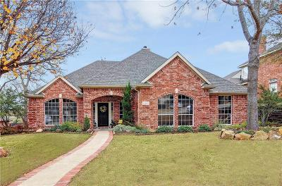 Rockwall Single Family Home For Sale: 1265 Shores Boulevard