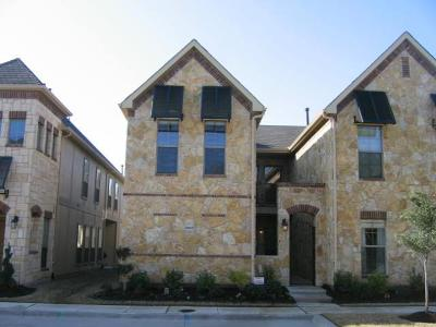 McKinney TX Townhouse For Sale: $244,900