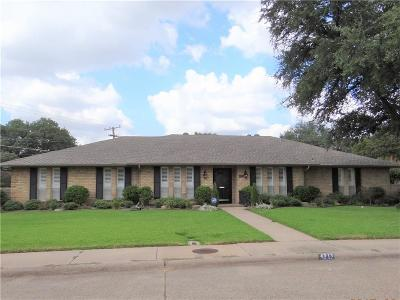 Dallas Single Family Home For Sale: 4711 Forest Bend Road