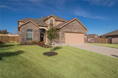 Weatherford Single Family Home For Sale: 1024 Barry Drive