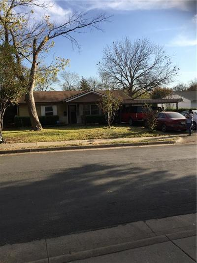 Dallas Single Family Home For Sale: 2314 Talco Drive