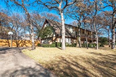 Keller Single Family Home For Sale: 2017 Vista View Road