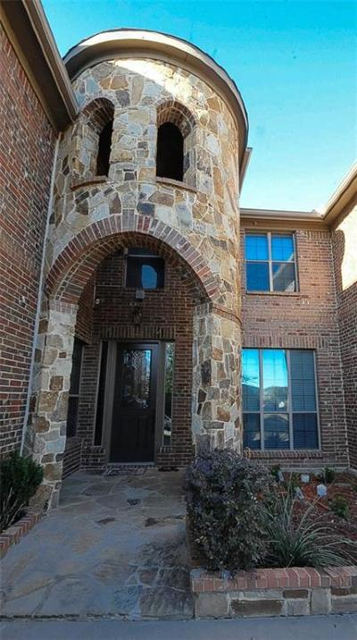 Grand Prairie Single Family Home For Sale: 3212 Pamplona