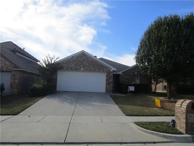 Single Family Home For Sale: 8641 Lariat Circle
