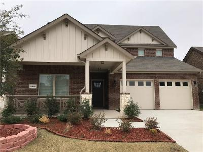 Rowlett Single Family Home For Sale: 5801 Petunia Lane