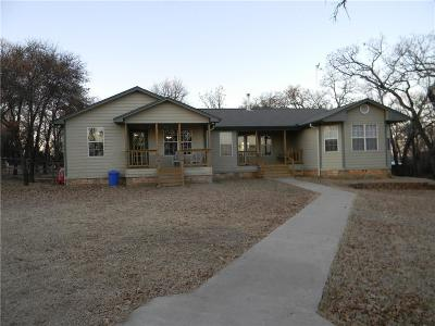 Weatherford Single Family Home For Sale: 958 Scott Road