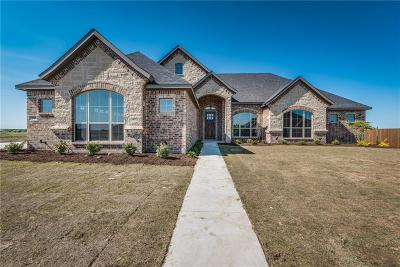 Waxahachie Single Family Home For Sale: 138 Hackney