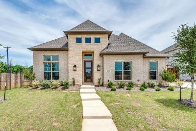 Tarrant County Single Family Home For Sale: 6452 Hawks Ridge Drive