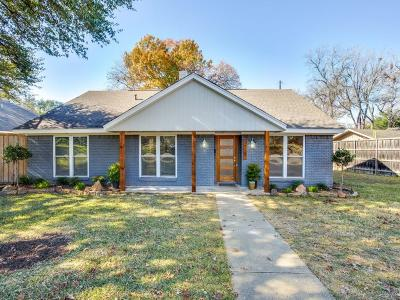 Single Family Home Sold: 13127 Brushcreek Lane