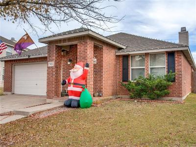 Fort Worth Single Family Home Active Option Contract: 7422 Sienna Ridge Lane