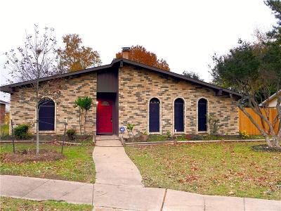Dallas Single Family Home For Sale: 7135 Long Canyon Trail
