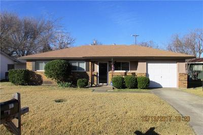 Coppell Residential Lease For Lease: 809 Howell Drive