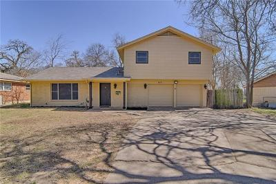Euless Single Family Home Active Option Contract: 917 Oakwood Drive