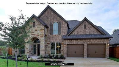 Frisco Single Family Home For Sale: 16528 Trumpet Vine Road