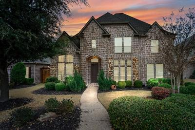Frisco Single Family Home For Sale: 10238 Bowling Green Drive