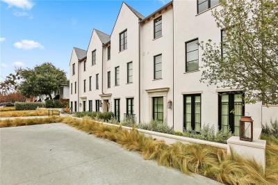 Highland Park, University Park Condo For Sale: 4502 Abbott Avenue #213