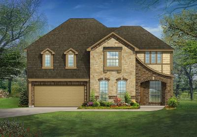 Denton Single Family Home For Sale: 4504 Stillhouse Hollow Lane