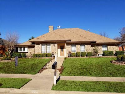 Plano Single Family Home For Sale: 3613 Arbuckle Drive