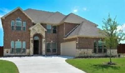 Celina Single Family Home For Sale: 4116 Pecan Bayou