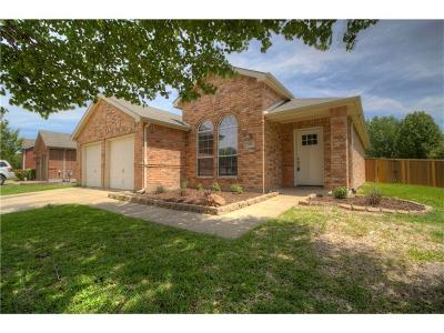 Forney Single Family Home For Sale: 321 Bayberry Trail