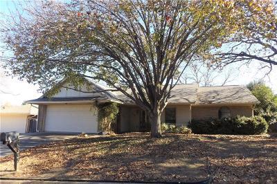 Arlington Single Family Home For Sale: 3609 Hialeah Drive