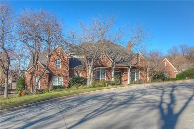 Fort Worth Single Family Home For Sale: 6500 Briarcrest Court