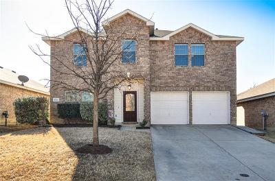 McKinney Single Family Home For Sale: 9321 Warren Drive