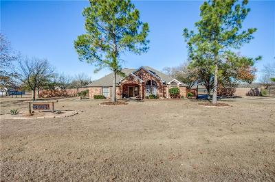 Kaufman Single Family Home For Sale: 5861 Priscilla Lane
