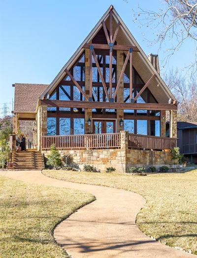Parker County Single Family Home For Sale: 708 W Lake