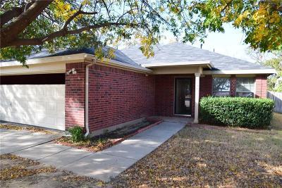 Denton Single Family Home For Sale: 3804 Dunlavy Road