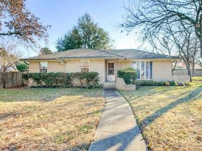 Dallas Single Family Home For Sale: 3848 Shady Hollow Lane