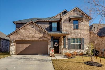 Denton Single Family Home For Sale: 3301 Knoll Pines Road