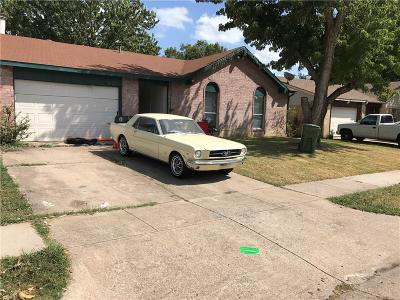 Arlington Single Family Home For Sale: 3403 Doolittle Drive