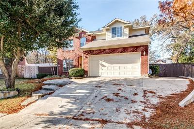 Euless Single Family Home For Sale: 400 Granite Court